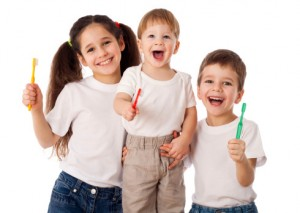Tips for Promoting Kids' Oral Health