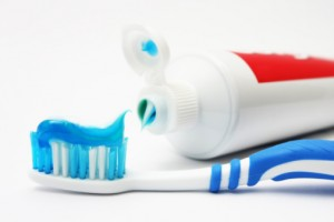 toothpaste triclosan