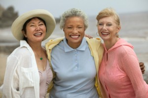 New Study Shows Benefits of Dental Implants for Older Women