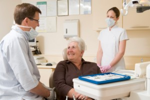 Making Dental Care a Priority for Seniors