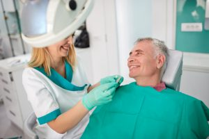 Elderly Patients Have Many Options to Improve Their Oral Health