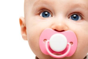 Ask a Dentist: Is It Okay to Give a Baby a Pacifier?