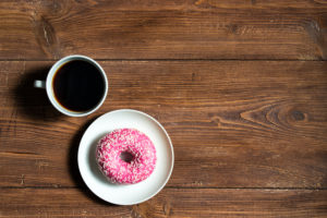 How to Protect Your Teeth from the Damage Coffee and a Donut Can Do