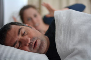 Tired of Snoring? Visit Your California Dentist for Help