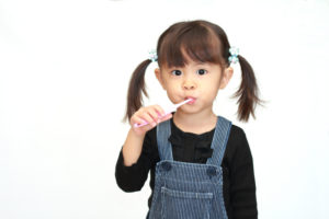 4 Steps to Teaching Your Child Good Oral Hygiene Habits