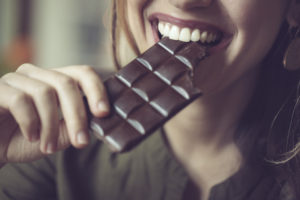 Dark Chocolate is One of the Better Sweets for Your Smile