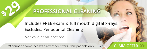 $29 Professional Cleaning