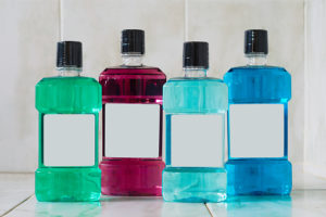Different Types of Mouthwash