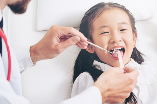 Your Child's First Pediatric Dental Visit