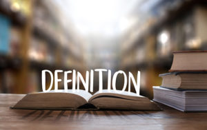 An End Of Year Review of Dental Vocabulary and Definitions: Part 1