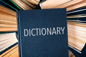 An End Of Year Review of Dental Vocabulary and Definitions: Part 2