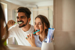Can You Name the Four Steps Involved in a Good Home Oral Hygiene Plan?