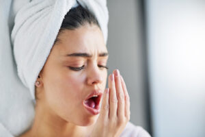 Tired of Morning Breath? Learn What Could Be Causing It