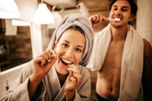 Brushing and Flossing: Does the Order You Do Them in Really Matter?